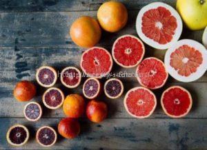 Различные сорта грейпфрута
