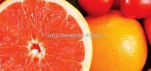 Аромат грейпфрута