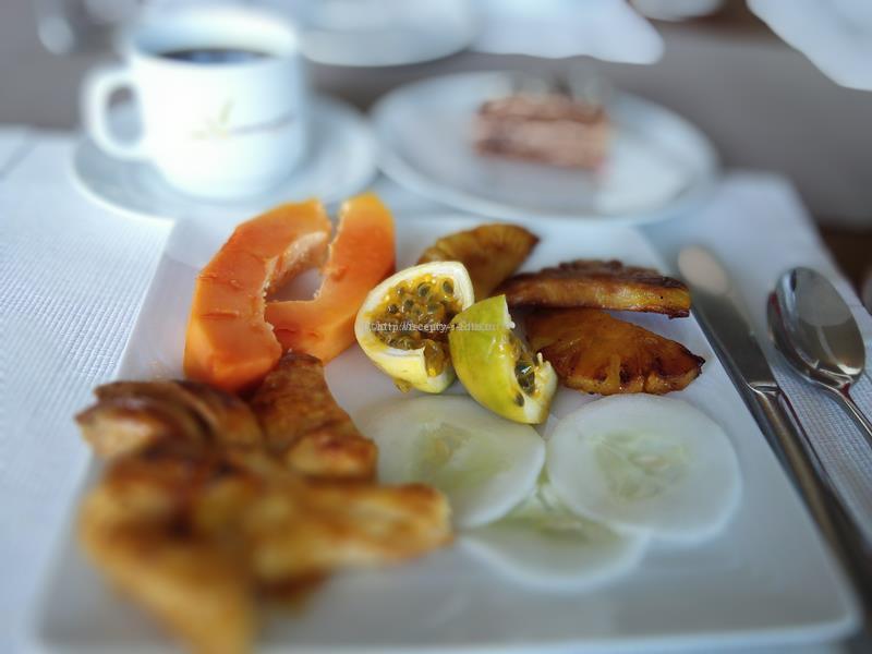 Ужин на острове Цейлон