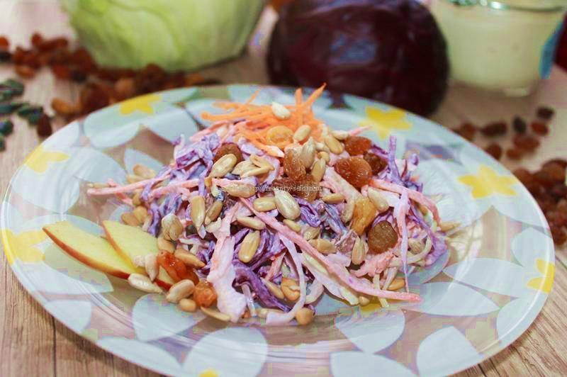 коусло салат
