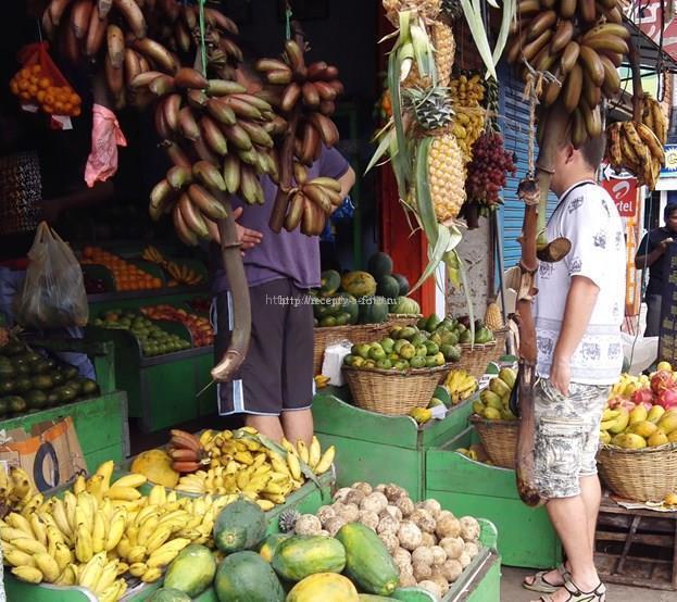 Шри-Ланка удвляет: в банановом раю