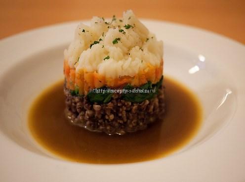 Хаггис блюдо из шотландии