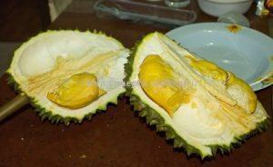 Необычный вкус и запах дуриана