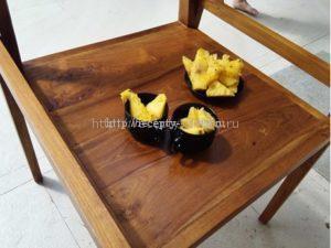 ананасовый фреш