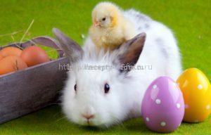 Кролик символ пасхи