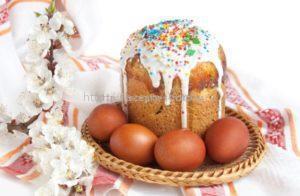 Красим яйца и выпекаем пасхи
