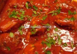 Маринад с томатом