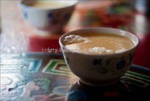 Сварить чай на молоке