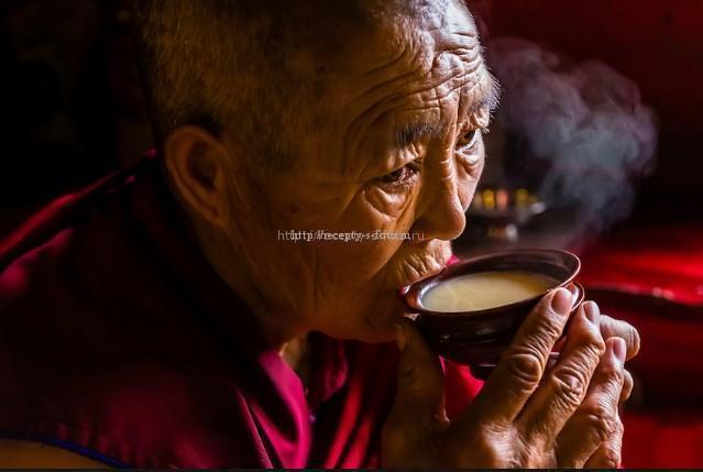 Чайсума тибетский чай