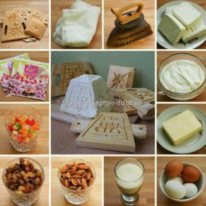 Разнообразие рецептов булок на пасху