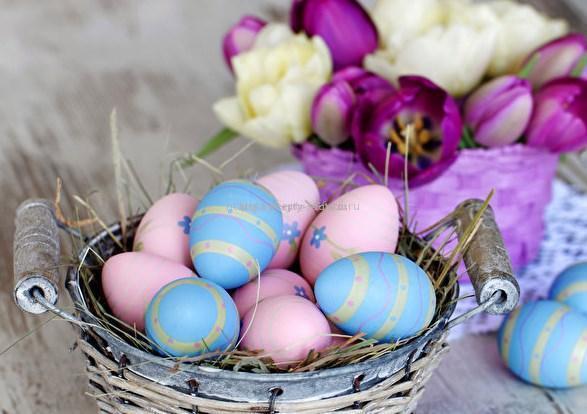 Удивительная история пасхального яйца