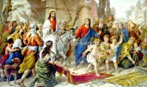 Вербное воскресенье история возникновения праздника