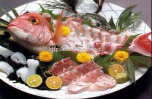 сашими рыба