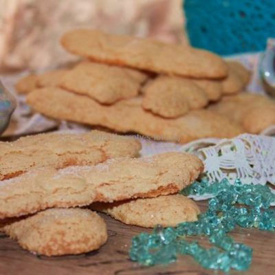Печенье савоярди приготовить дома