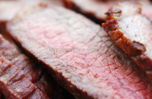 Жаренное мясо Чураско