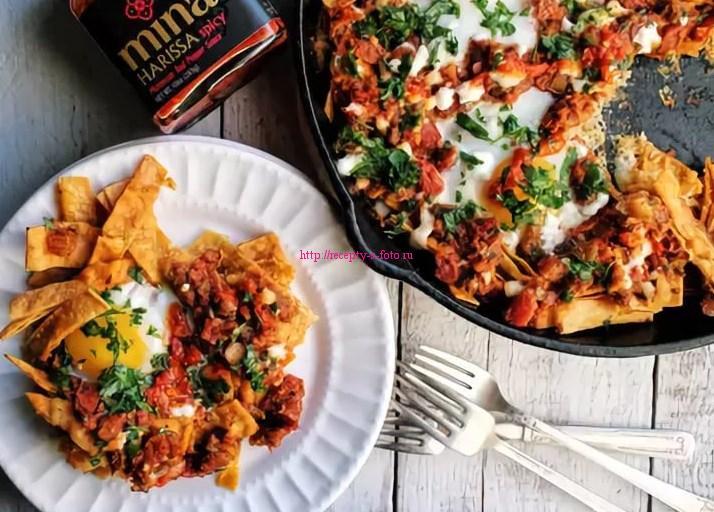 Чилакилес мексиканский рецепт с фото