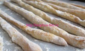 хлебцы с паприкой