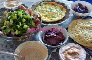 завтрак сомалийца