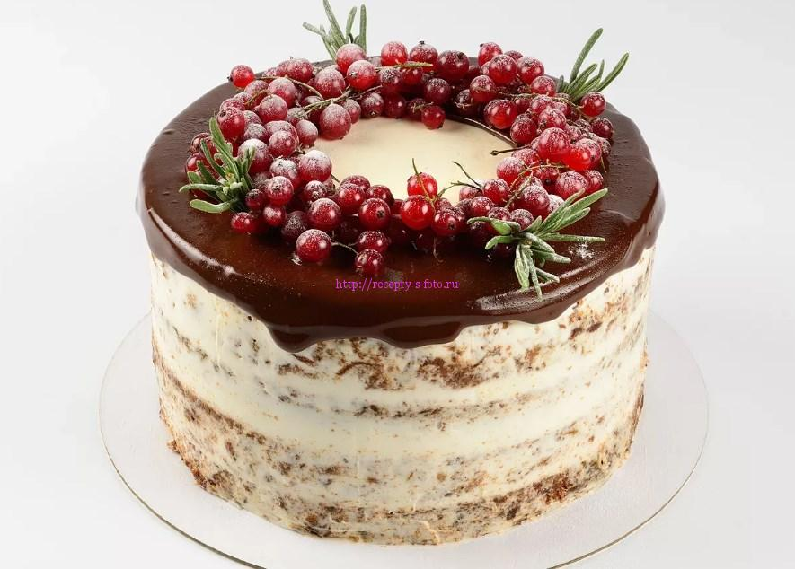 готовим тортик