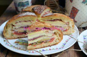 итальянский сендвич