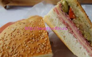 сандвич-муффулета