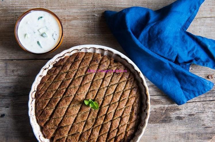 многослойный пирог