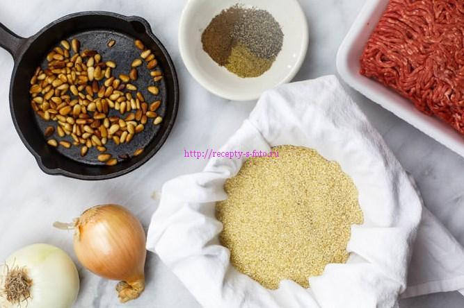 продукты для кибеха