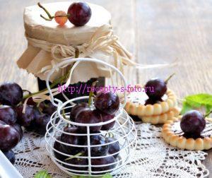 виноградное печение