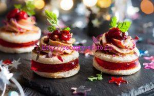 разные десерты на праздник
