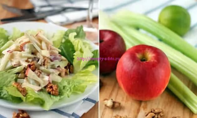 фенхель в салат