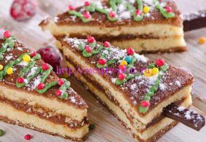 пирог на праздник