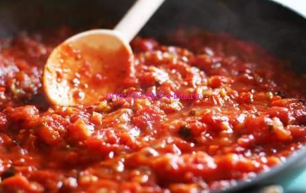 используем блендер для изготовления соуса