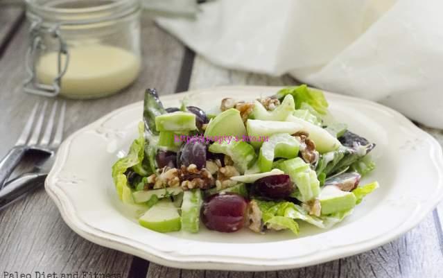 заправка в салат