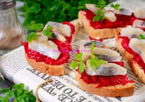 бутерброды без лука