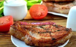 мясо на косточке