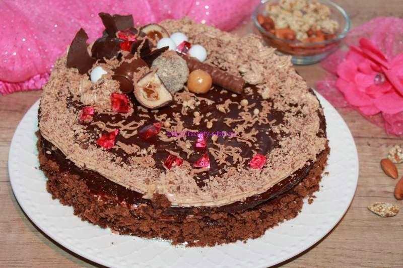 Торт Прага – рецепт в домашних условиях