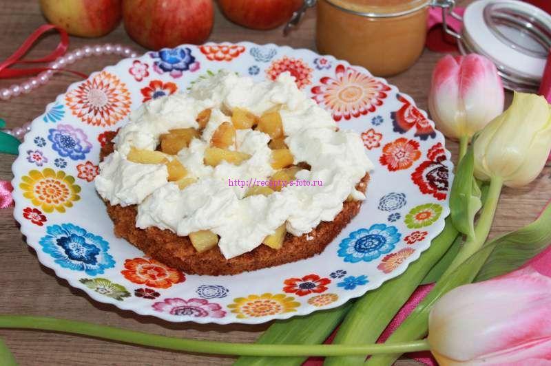 Медовый торт – рецепт домашний простой