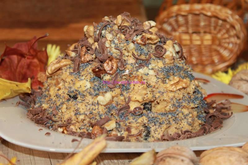 готовим торт муравейник