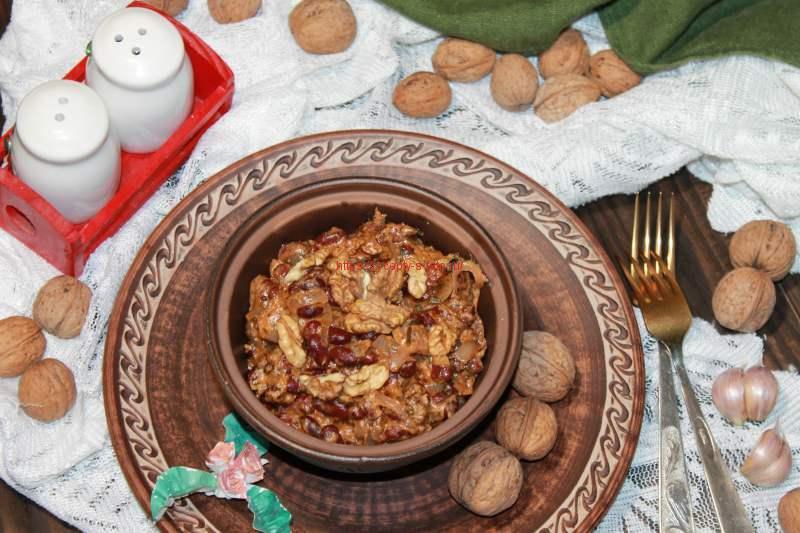 лобио грузинское блюдо