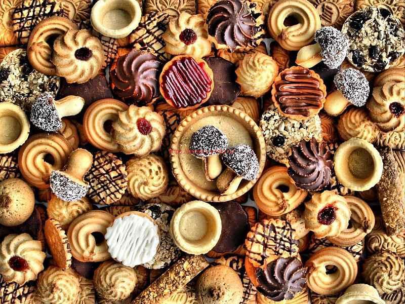История печенья