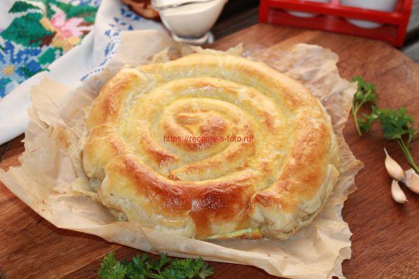 Бурек – знаменитое угощение из Османской империи