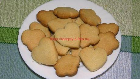 Приготовить это печенье быстрее, чем сходить в магазин!