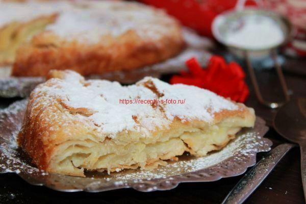 Фытыр – вкуснейший египетский пирог