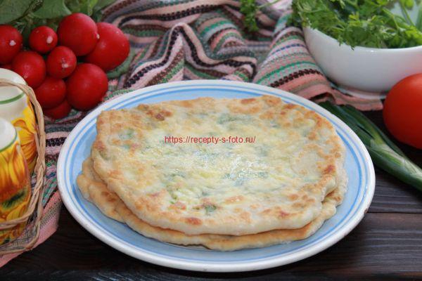 Плацинды – аппетитные лепешки из Молдавии