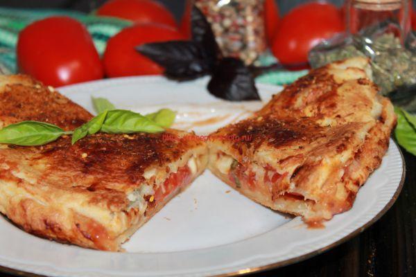 пицца по итальянски