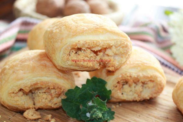 начинка из орехов